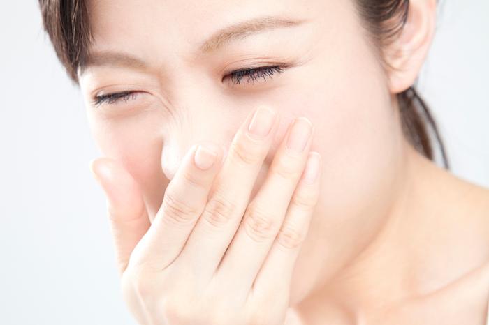 口臭の原因について